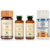Biogetica Freedom Kit with Smokease 30