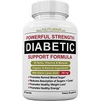 Diabetic Support Formula