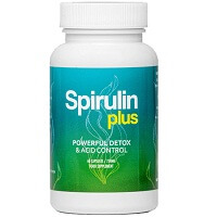 Spirulin Plus Acid Control